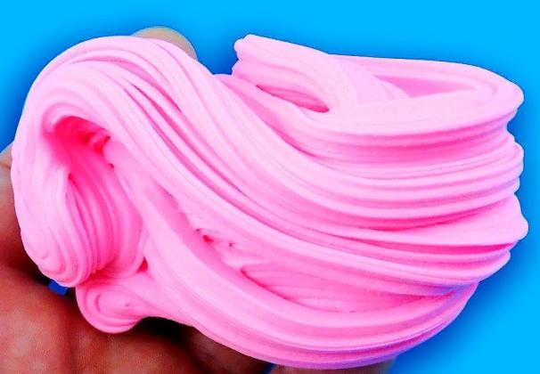 Как сделать слайм без клея